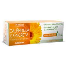 Common Calêndula Concreta 30g - Drogarias Pacheco &VZ08