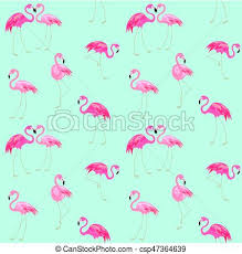 wallpaper with pink flamingos wallpaper with cute pink flamingo vectors search clip art