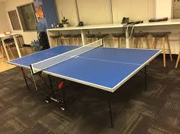 aluminum ping pong table kettler outdoor ping pong table aluminum made blue color sports
