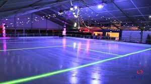 arena ice led technology youtube