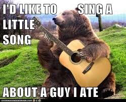 Memes Song - i d like to sing a little song about a guy i ate cheezburger