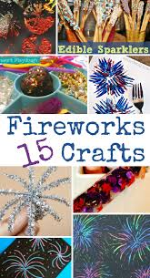 15 fireworks crafts for bonfire night new year u0027s eve or 4th july
