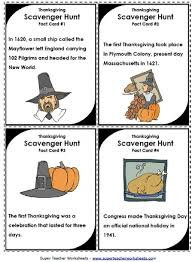 The Meaning Of Thanksgiving Day Thanksgiving Worksheets