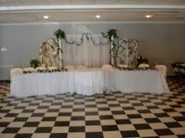 Wedding Backdrop Lattice 27 Best Indoor Wedding Reception Setups Images On Pinterest