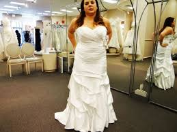 being curvy short a tad plus sized and wedding dress shopping