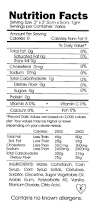 Nutrition Facts Label Worksheet Does It Work Diets In Review Blank Nutrition Label
