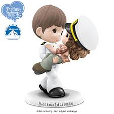 precious moments love lifts figurine collectable