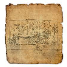 the rift ce treasure map the rift treasure map ii elder scrolls wiki