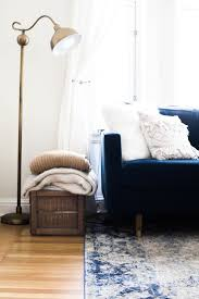 navy blue sofa living room design navy blue couch black and white