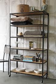bookshelves units tati back industrial shelving unit for the home pinterest