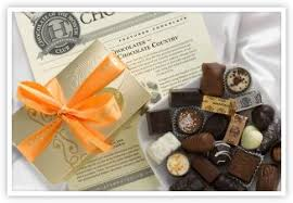 gift of the month club corporate chocolate gifts program gourmet chocolate of the month
