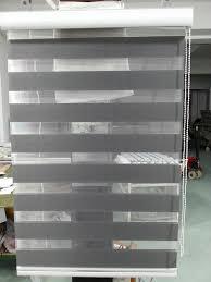 2017 2015 new custom made translucent roller zebra blinds in dark