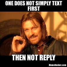 Create Meme Text - one does not simply text first create your own meme