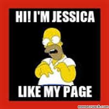 Jessica Meme - i m jessica