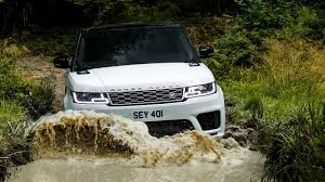 land rover range rover off road automotiveblogz land rover range rover sport p400e 2017
