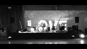 the lols wedding band more cowbell wedding band stage views 2017