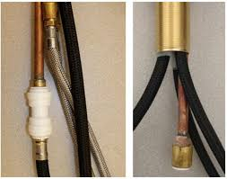 how to disconnect kitchen faucet any idea how to disconnect the sprayer hose from a kohler forte