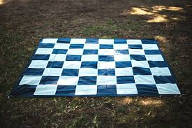 residential grade giant chess boards