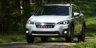 crosstrek subaru white 2018 subaru crosstrek is much more refined says consumer reports