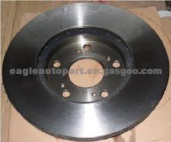 2007 honda accord rotors brake rotor 45251 sda 000 for honda accord 2003 2007 oem number
