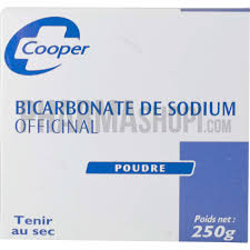 bicarbonate de soude dans la cuisine bicarbonate de sodium officinal en poudre cooper boite 250 g