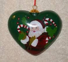 santa claus ornaments ebay