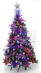 Purple Decorations Purple Christmas Time For The Holidays