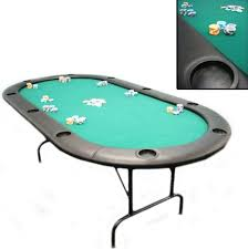 10 player poker table trademark 10 ht3 texas holdem poker table 84 inch with folding legs