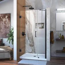 Bathroom Shower Door Shop Shower Doors At Lowes