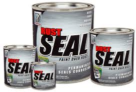 rustseal rust prevention stop rust paint