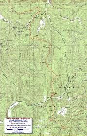 Google Maps Bend Oregon by Ozark Highlands Trail Maps Ozark Mountains Arkansas Free