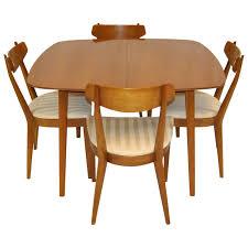 danish modern dining room chairs danish modern dining chairs mid century set by kipp stewart for