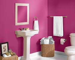 this is definitely the bathroom color sherwin williams exuberant