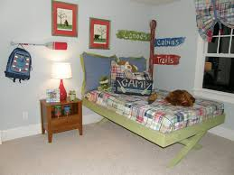 Single Bed Designs For Teenagers Boys Bedroom Colors For Kids With Cute Panda Oil Painting Design And