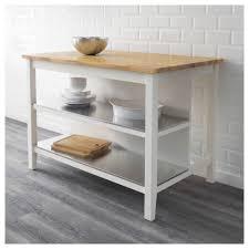 kitchen free standing islands stenstorp kitchen island white oak 126x79 cm ikea