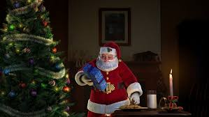 christmas window projection dvd atmosfx santa u0027s visit holiday digital decorations amazon ca home