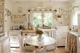 cuisine style shabby cuisine style shabby chic idées déco pour maison moderne cuisine