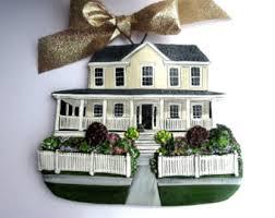 inspirational custom house ornament my