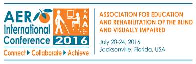 Blind Rehabilitation Aer International Conference 2016 U2013 Aer