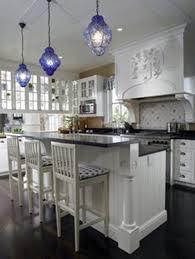Modern Pendant Light Fixtures by Blue Modern Pendant Light Fixtures For Classic Kitchen Ideas Using