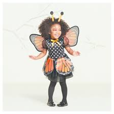 Target Halloween Costumes Girls Toddler Girls U0027 Monarch Butterfly Costume Hyde Eek Boutique