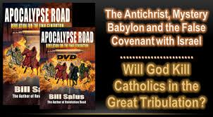 the antichrist mystery babylon and israel u0027s false covenant u2013 will