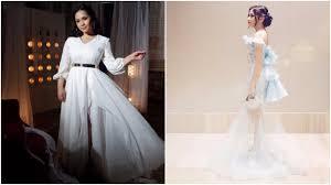 wedding dress nagita slavina nagita slavina dibilang kembar dengan prilly latuconsina lihat