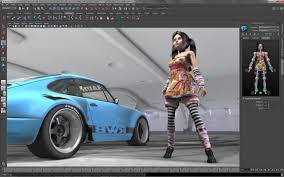 animation software modeling simulation 3d maya autodesk