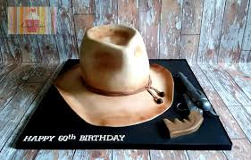 cowboy hat cake by kokoro cakes by kyoko grussu cakesdecor