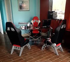 5 piece comfy automotive office furniture