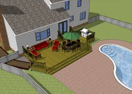Home Design Using Sketchup Central Pa Deck Design And Sketchup By John Clemons