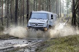 mercedes cross country mercedes unimog is the best cross country vehicle voted by