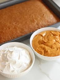 Best Pumpkin Cake Mix by Pumpkin Butterscotch Spice Cake Trifle The Gold Lining