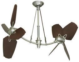 fresh cool harbor breeze dual head ceiling fan 6878
